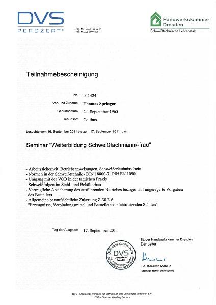 Schmidt Weiter SFM
